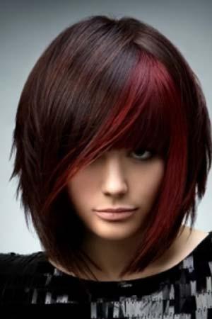 couleur cheveux à la mode