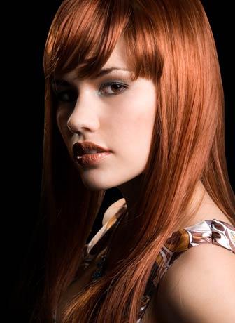 reflets couleur cheveux