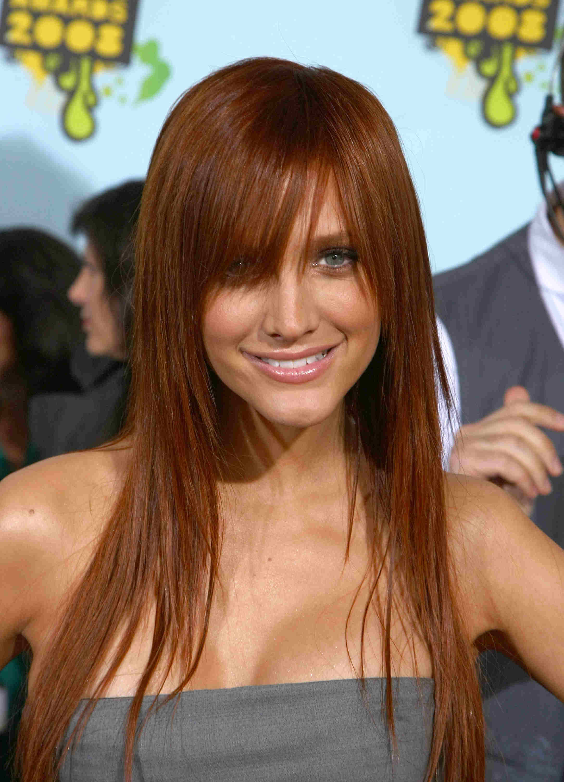 Couleur cheveux marron orange