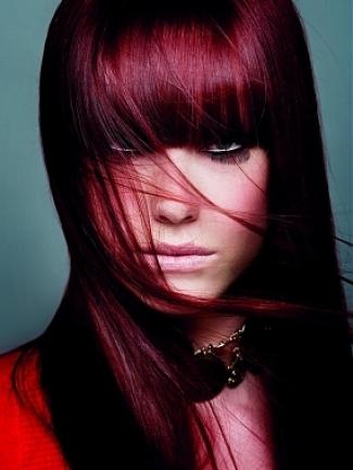 cheveux roux foncé 2