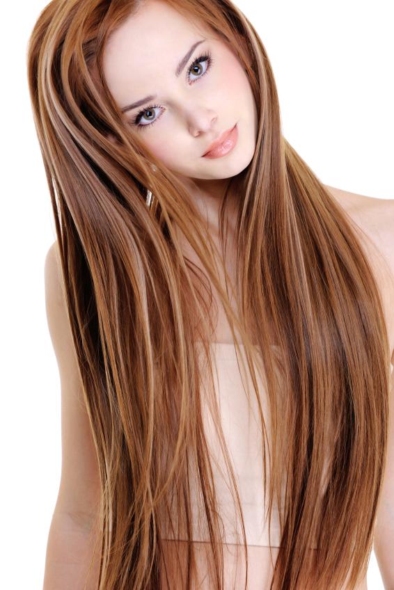 Les extensions de cheveux  couleur cheveux